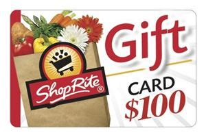 shoprite 100 gift card redeemable in stores or at shoprite from home - Shoprite Gift Card