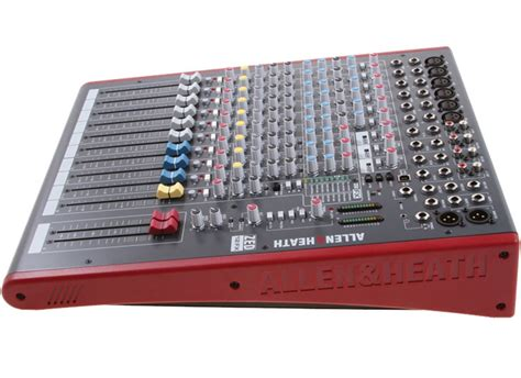 Allen Heath Mixer Live Zed12fx allen and heath zed12fx