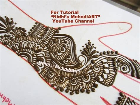 henna tattoo tutorial deutsch easy diy arabic mehndi designs for tutorial henna