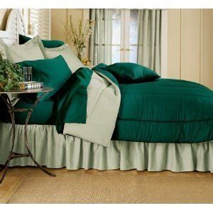 green king size comforter com reversible solid color comforter hunter