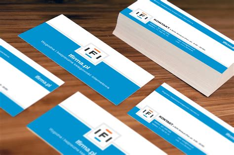 Address On Business Card