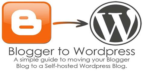 how to move your wordpress blog to a new domain for newbies how to transfer blogger blog to wordpress