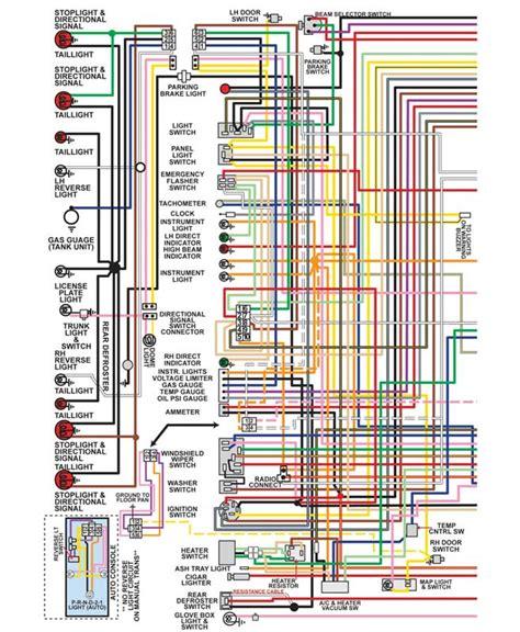 models parts mla  dodge dart     color wiring diagram