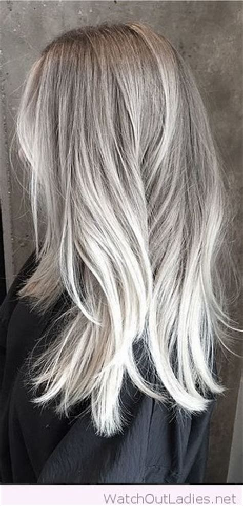 black lowlights in white gray hair 1000 images about gray grey hair on pinterest gray hair
