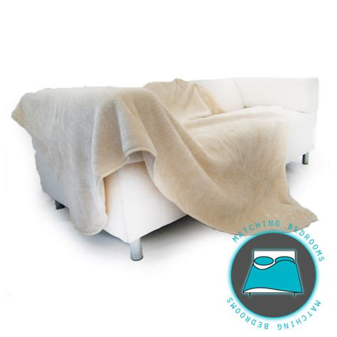 cream throws for sofa luxury faux fur mink fleece blanket soft sofa throw bed