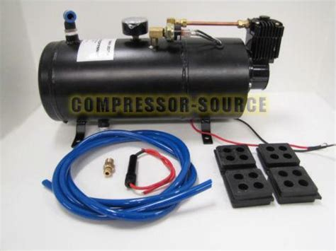 12 volt air horn compressor ebay