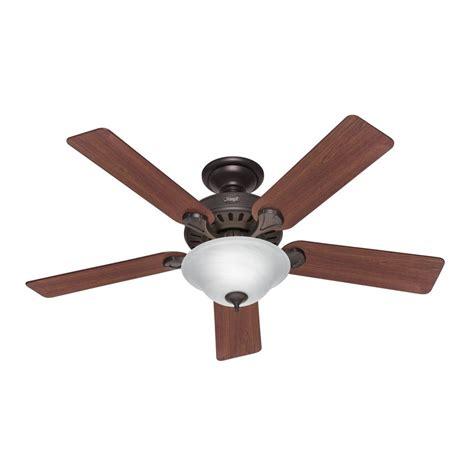 hunter ceiling fan light bulbs hunter fan company five minute fan new bronze ceiling fan