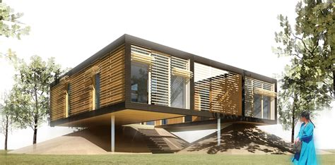 Modern Homes Exterior - fabulous prefabs 13 luxury portable abodes that ll move you freshome com