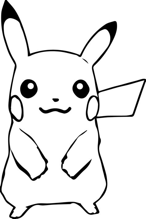 pikachu ex coloring pages awesome pokemon pikachu coloring pages 48 7883