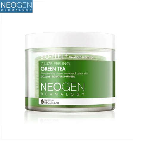 Neogen Bio Peel Gauze neogen bio peel gauze green tea crownbox