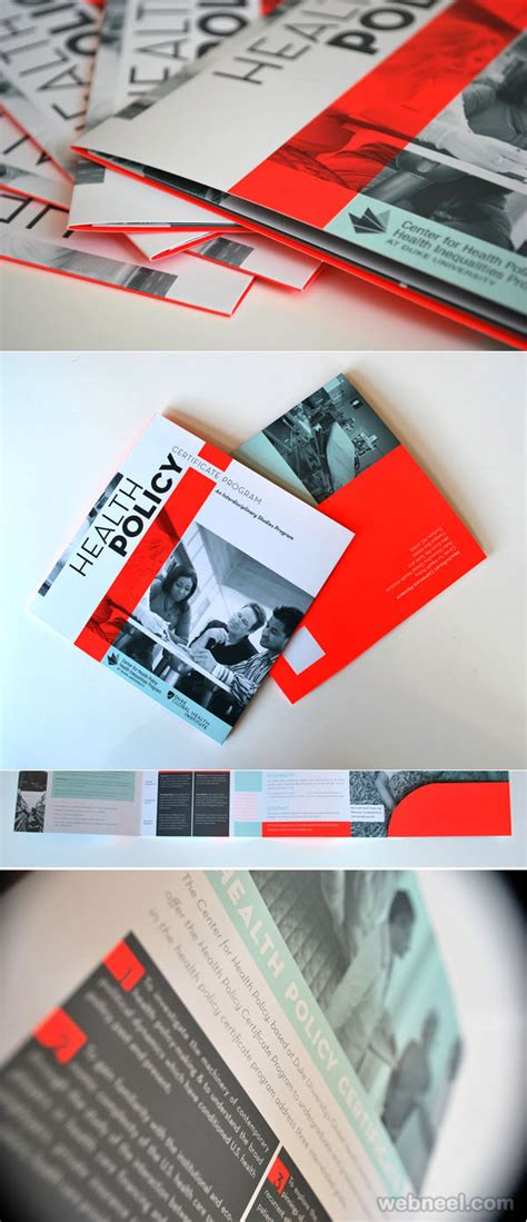 Corporate Brochure Design by 50 Creative Corporate Brochure Design Ideas For Your