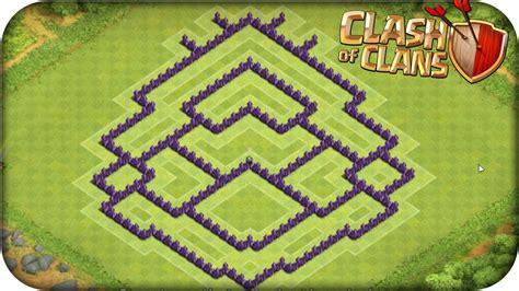 clash of clans ayuntamiento de aldea 8 clash of clans ayuntamiento nivel 8 dise 241 o de aldea