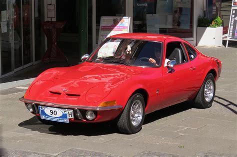 1968 Opel Gt by Opel Gt 1968 1973 Fotos Fahrzeugbilder De