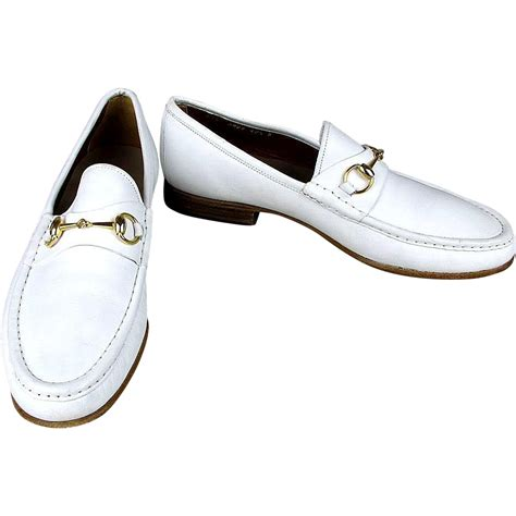 all white mens sneakers vintage mens gucci white leather horsebit loafers dress