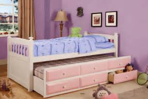 Comfortable Trundle Beds by Find Modern Trundle Beds For A More Comfortable Sleep