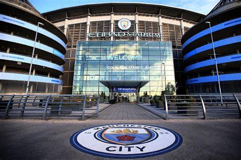 manchester city entradas etihad stadium evacuated hours ahead of manchester city v