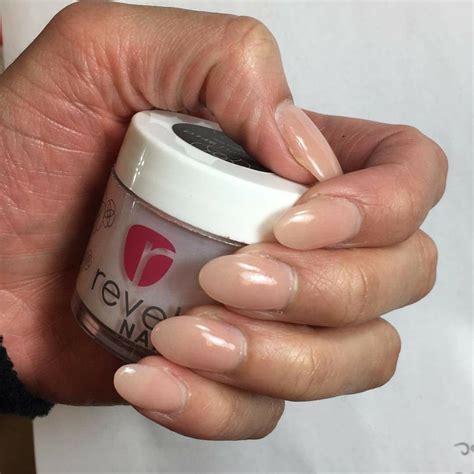 pattern powder nails revel d149 harmony acrylic dip powder pinterest