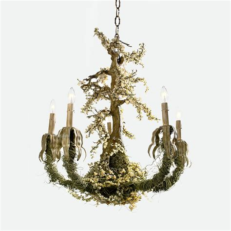 Forest Glade Chandelier In House Home Lighting Forest Chandelier