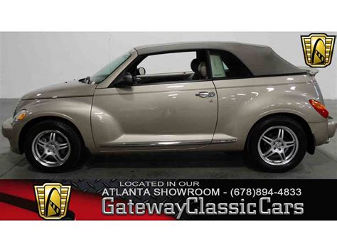 2005 chrysler pt cruiser for sale 2005 chrysler pt cruiser for sale classiccars cc