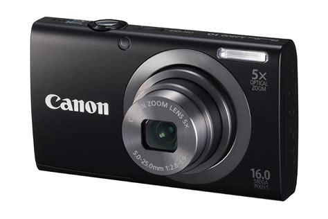 Kamera Canon Zoom Lens 5x canon powershot pc1732 hd 16 0 mp digital 5x optic zoom hd w 2gb sd ebay