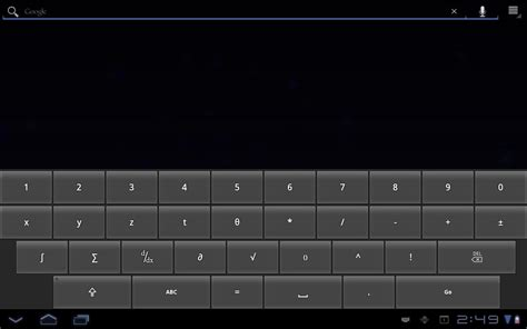 math keyboard 2 1 2 apk android tools apps