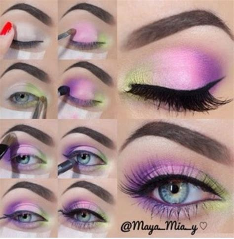 eyeshadow tutorial pictures simple easy and best eye make up tutorial pak fashion