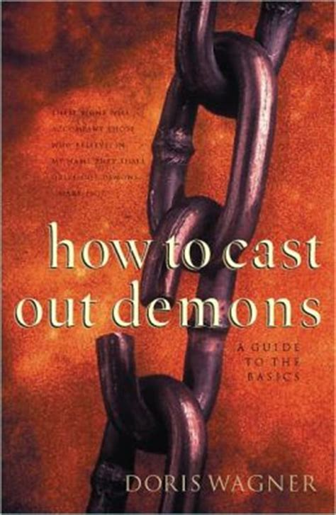 how to cast out demons by doris m wagner 9780830725359