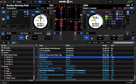 Alat Dj Pioneer Serato serato dj software and manuals serato