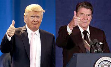 ronald reagan donald trump ex reagan aide sees parallels with trump gop