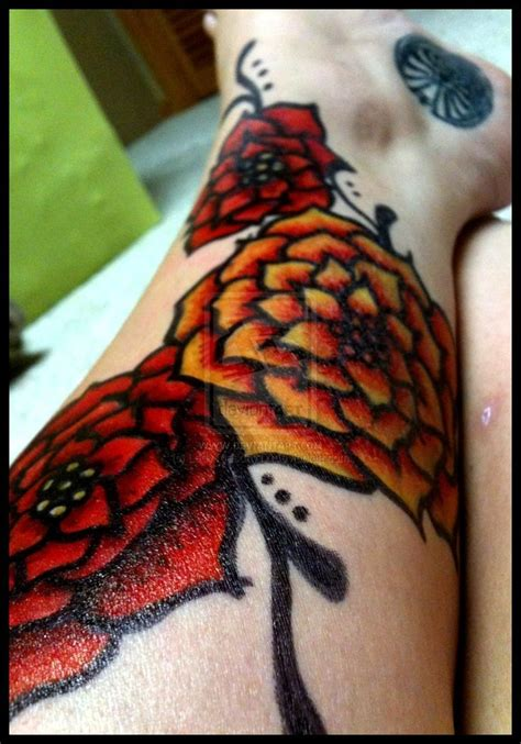 31 best images about chrysanthemum tattoos on pinterest