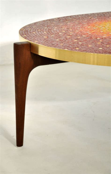 Vladimir Kagan Mosaic Coffee Table Image 6 Mosaic Coffee Table