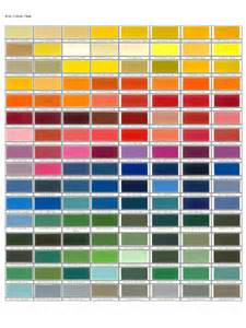 color pdf ral color chart template 6 free templates in pdf word
