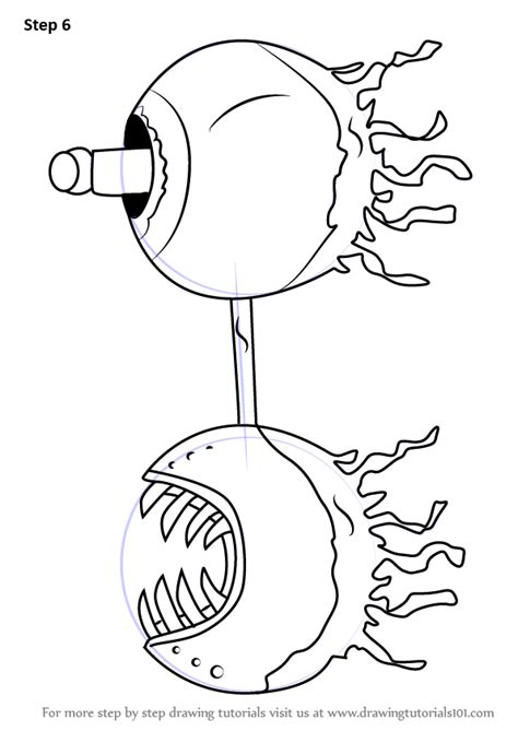 eye of cthulhu terraria coloring pages coloring pages