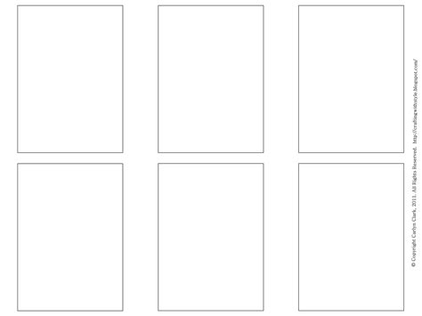 Trading Card Template 2017 Doliquid Printable Card Template
