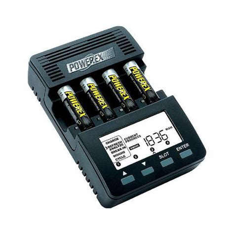 powerex mh c9000 wizardone charger analyzer mejores cargadores para pilas de ni mh blas fotograf 237 a