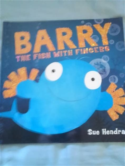 barry the fish with barry the fish with fingers for sale in clondalkin dublin from kelly1999