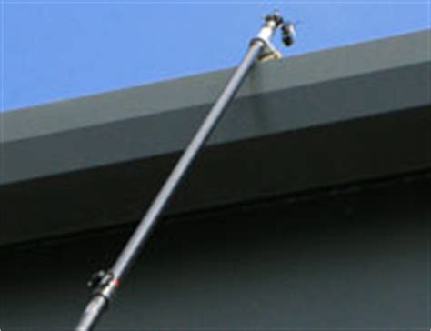 polekam™ telescopic pole survey camera & inspection systems