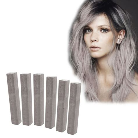 grey hair dye best ash gray hair dye set cloudy 6 dark grey hair