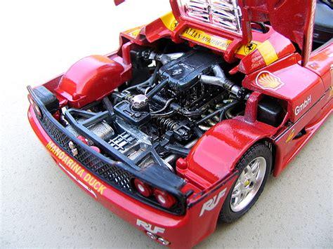 Diecast Burago F50 bburago 1 24 1995 f50 diecast zone