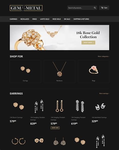 shopify themes with sidebar 21 of the best free premium minimal shopify themes down