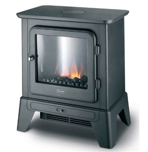 Delonghi Fireplace by Electric Stove Heater From Delonghi