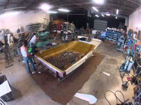 airboat construction airboat build youtube