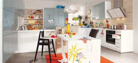 desain dapur cerah 7 desain interior dapur dengan sentuhan warna warna cerah