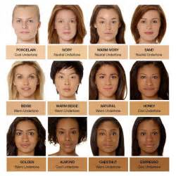 skin color types there s a temptu foundation shade for everyone