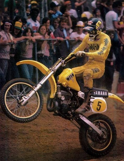 arizona mikes vintage motocross bikes mike quot too tall quot bell vintage mx enduro pinterest