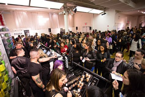 beauty industry trade shows 2014 nyc the makeup show