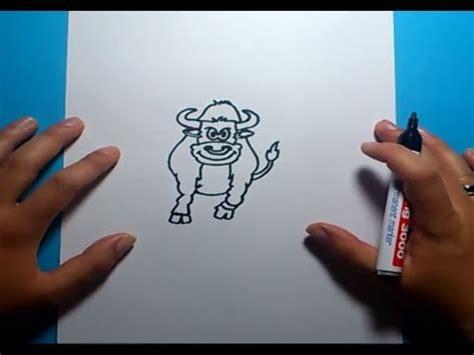 imagenes de toros para dibujar a lapiz como dibujar un toro paso a paso how to draw a bull