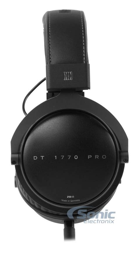 Beyerdynamic Headphone Dt 1770 Pro beyerdynamic dt 1770 pro studio reference headphones and