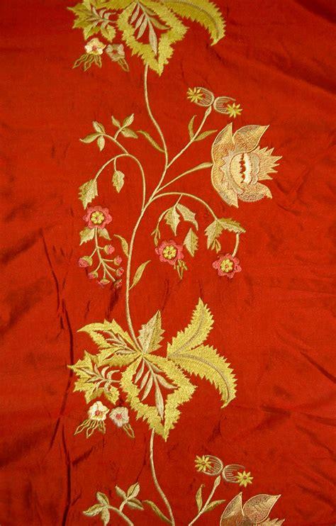 discount designer drapery fabric designer silk drapery home decor fabric embroidery borders