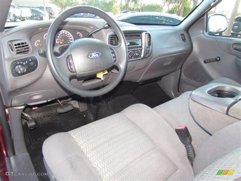 2003 Ford F150 Interior by Medium Graphite Grey Interior 2003 Ford F150 Stx Supercab